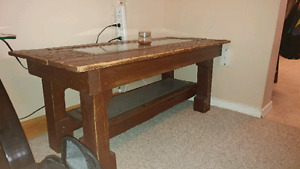 Coffee table / T.v. stand