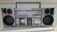 Vintage late 70's - early 80's JVC boombox $400