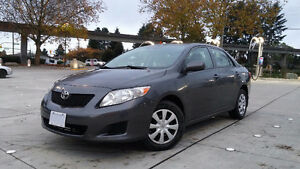 2010 Toyota Corolla CE Automatic - Priced dropped $750!