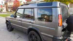2004 Land Rover Discovery  SE7   for sale