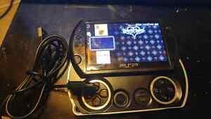 Modded 16GB PSP Go