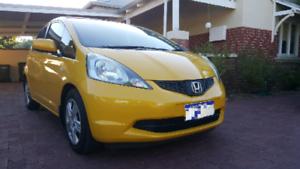 Honda Jazz GE8