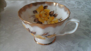 Adderley 1789 tea cup fine bone china