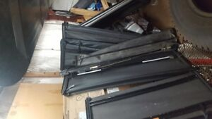TONNEAU COVERS,,, LOTS TO CHOOSE FROM