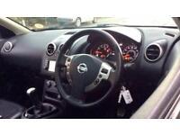 2013 Nissan Qashqai 1.6 (117) 360 5dr Manual Petrol Hatchback