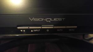 "Vision Quest 24"" WSHD LED Monitor"