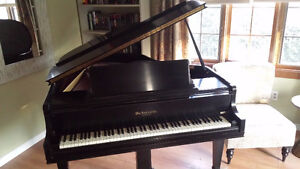 Price Reduced !Moving-Must sell-Knabe Baby Grand Piano