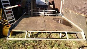 Aluminum 8 FT Deck