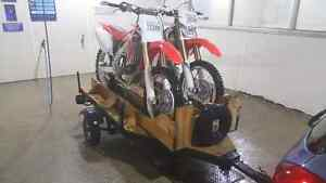 CRF450R and crf250x 3500$ each