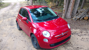 Fiat 500 great car