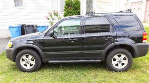 2006 Ford Escape xlt VUS