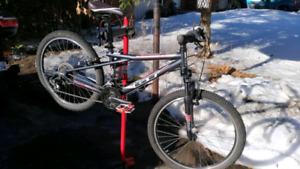 "GT Aggressor 24"" bike"