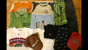 Boys clothes for summer size 5-6