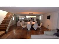 Spacious, high standard furnishings, large living room and kitchen
