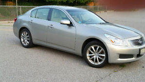 For Sale – 2008 Infiniti G35X Luxury -  only  $ 7500.00