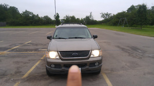 2002 Ford Explorer As Is $2800 OBO