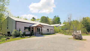 House, Commercial Building, Business, 17 acres Hwy 7 - $324,900!