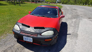 1994 Mazda MX-3 GS Coupe (2 door) in very good shape, hard to fi