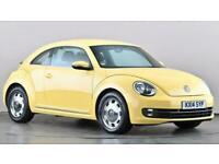 2014 Volkswagen Beetle 1.4 TSI Design 3dr Hatchback petrol Manual
