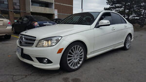 2009 Mercedes-Benz C-Class Sedan Cambridge Kitchener Area image 9