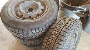 All Season Tires and Rims - 215/70R15