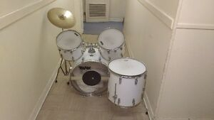 Incomplete TRAK Drum Kit