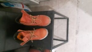 Brans new Timberlands
