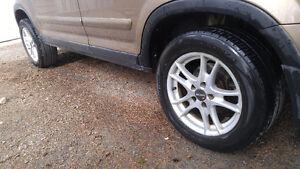 pneus été 225-55R16