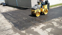 asphalte,asphalt,pavage,paving,scellant,sealer,puisards,drains