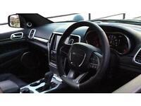 2016 Jeep Grand Cherokee V8 HEMI SRT Night Special Edit Automatic Petrol 4x4