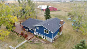 20 Acre Ranch Just west of High River