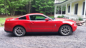 2011 Ford Mustang V6 Coupe (2 door)