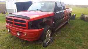 1998 dodge ram parts truck only for sale