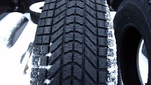 4 x P245 70 R16 Firestone tires