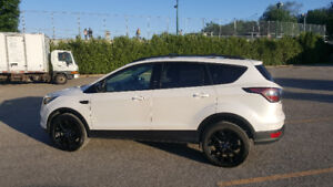 Ford escape SE 2017 EcoBoost 1.5 AWD