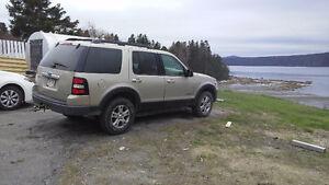 2007 Ford Explorer SUV, Crossover