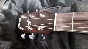 Yamaha FG 700 MS Acoustic guitar Kitchener / Waterloo Kitchener Area image 3