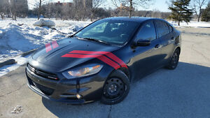 2013 Dodge Dart Rallye, Saftied, Camera, Bluetooth, Touchscreen