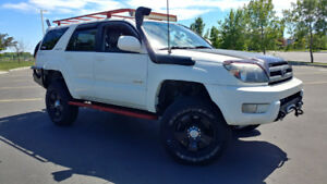 Toyota 4Runner Limited TRD 4.7 V8. Price Reduced! Trade