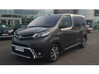 2020 Toyota PROACE VERSO DIESEL ESTATE 2.0D Family Compact 5dr People Carrier Di