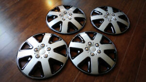 "4x 15"" Wheel Trims Covers Hubcaps - NEW - $25"