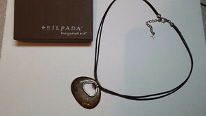 Silpada Bronzite Necklace