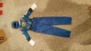 Blue power rangers costume size med 8-10 Cambridge Kitchener Area image 1