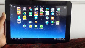 Samsung Galaxy Tablet 10.1 -- GT-P7510 Model -- Mint Condition