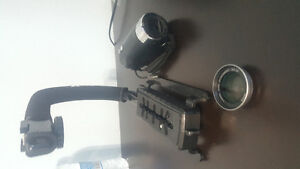 Sony HDR CX-405 bundle with fisheye + handle