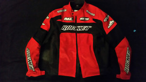 NEW JOE ROCKET MOTORCYCLE JACKET WITH BUILT IN PROTECTION