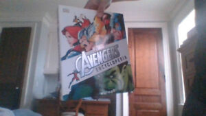 Marvel Avengers Encyclopedia