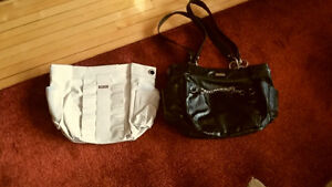 GENTLY USED MICHE PURSE WITH BRAND NEW SHELL & BARELY USED SHELL Cambridge Kitchener Area image 2