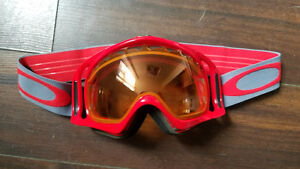 Oakley HDO Snowboarding Goggles (barely used)