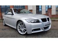 THE ULTIMATE M-SPORT,DIESEL,2007 BMW 320 D,bmw,m3,330,530,520,x5,m4,z4,ford,rs,jaguar,lexus,golf,van